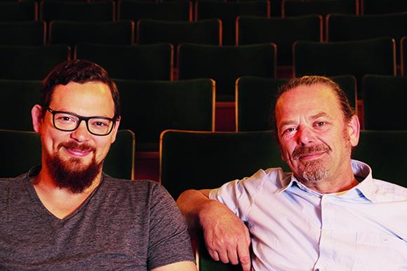Marcus Kaiser und Dirk Kaiser