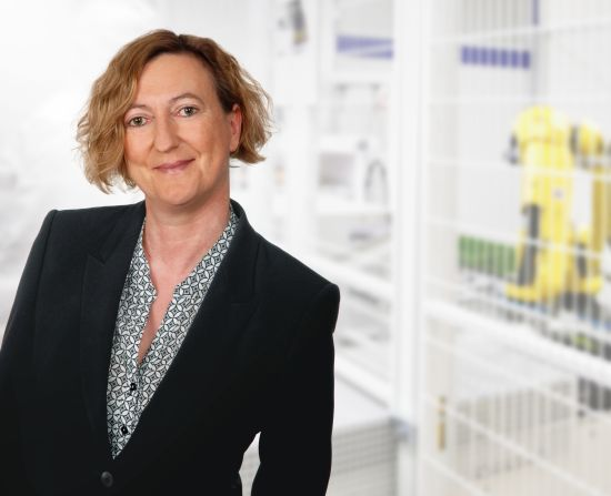 Martina Gundelach, Geschäftsführerin HDO Druckguß- und Oberflächentechnik GmbH