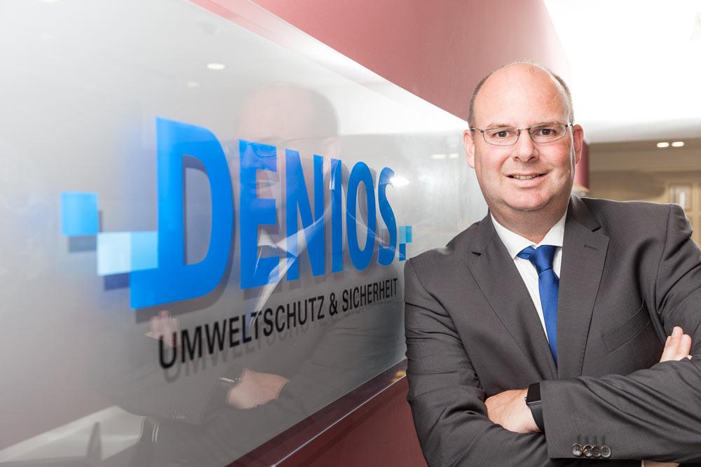 Ulrich Lange, DENIOS AG
