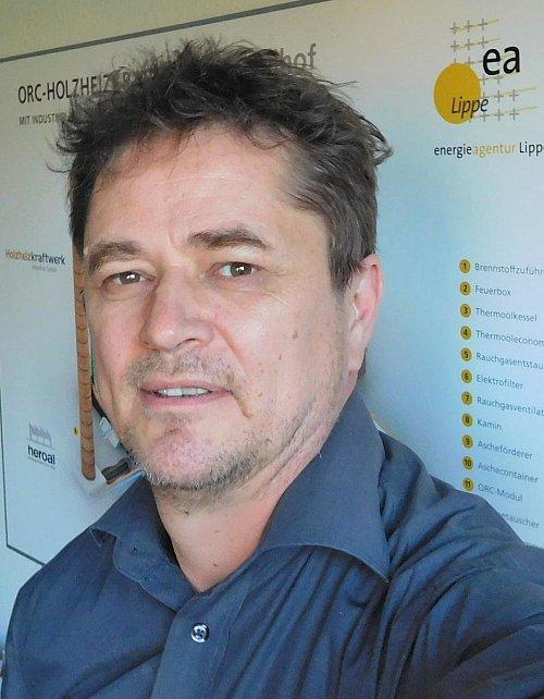 Frank Senge, Energieagentur Lippe GmbH