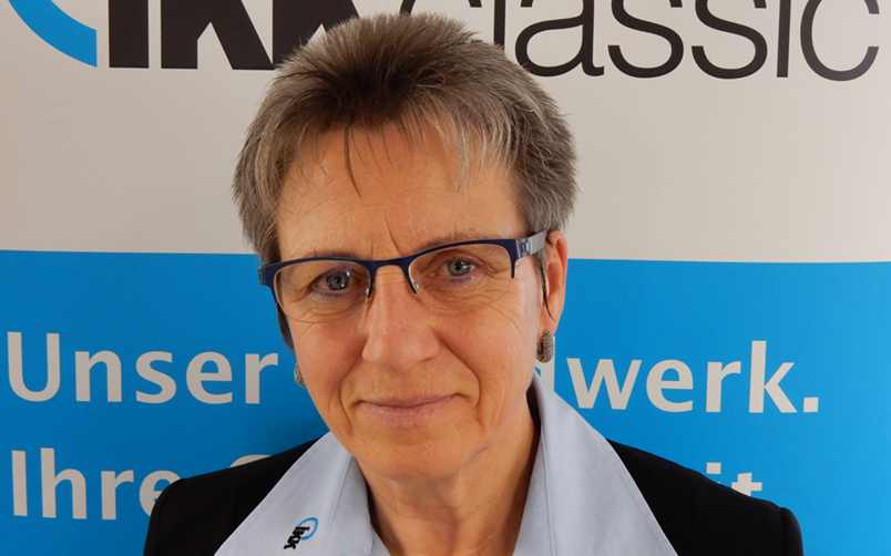 Ursula Ibold, Regionalgeschäftsführerin , IKK classic Leinefelde