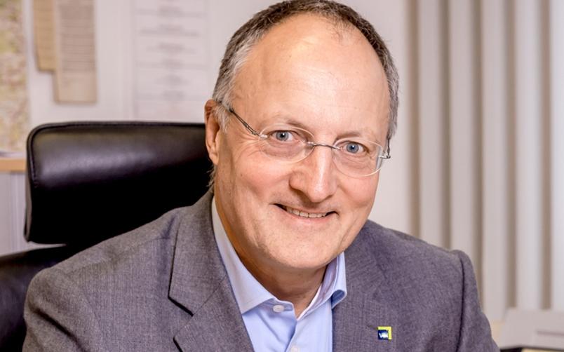 Geschäftsführender Gesellschafter der IGfW mbH Dipl.-Ing. Klaus Kunter