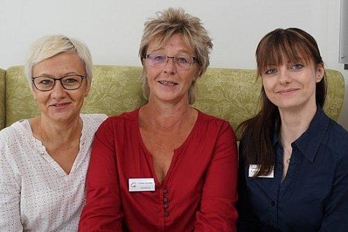 Svetlana Martens - Pflegedienstleistung