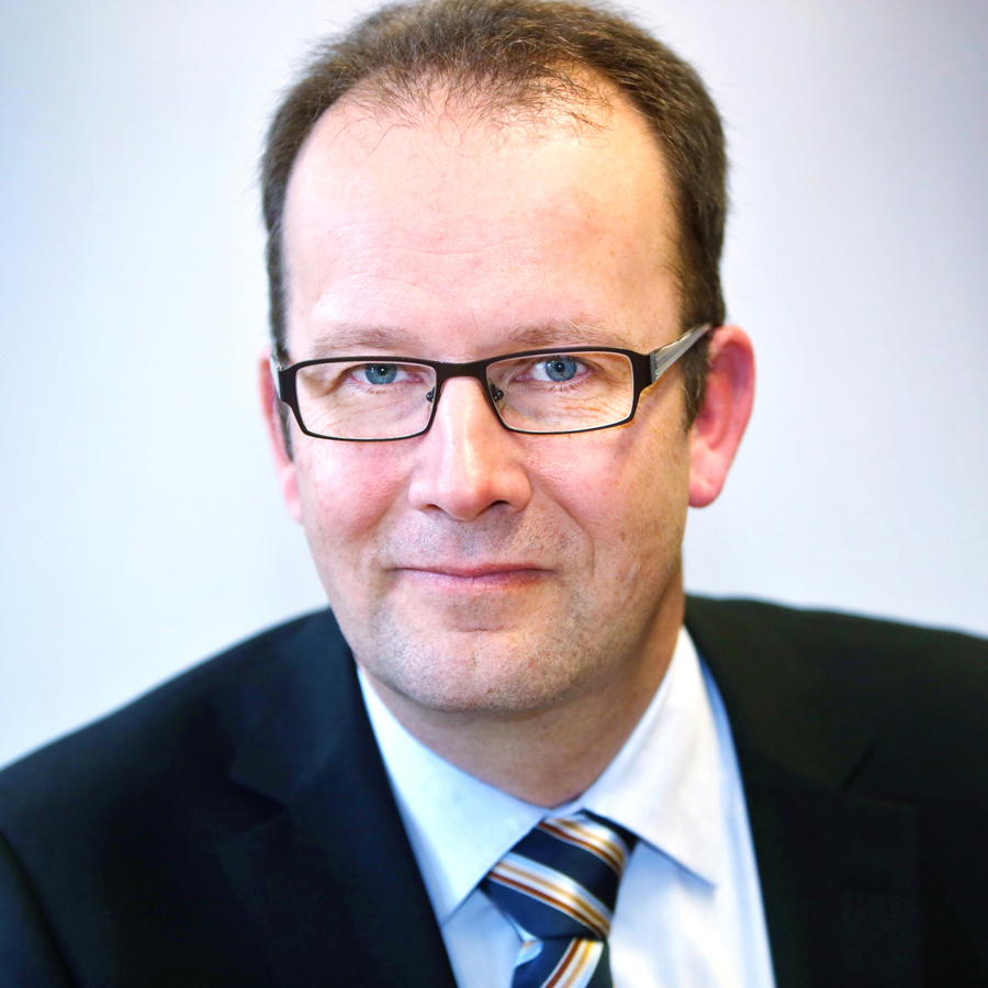 Martin Knabenreich, Geschäftsführer